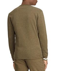 Polo Ralph Lauren - Brushed Long-Sleeve Crewneck Tee