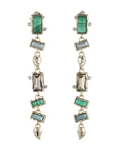 Alexis Bittar - Crystal Linear Drop Earrings