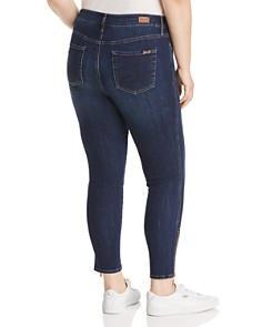 Seven7 Jeans Plus - Ankle Zip Skinny Jeans in Avalon