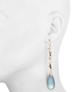 Alexis Bittar - Linear Wire Drop Earrings