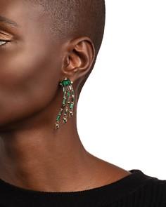 Alexis Bittar - Sculptural Drop Earrings