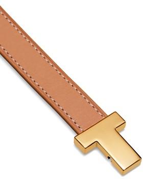 Tory Burch - T-Lock Single Wrap Bracelet