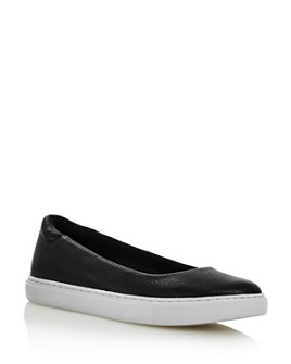 Kenneth Cole - Kassie Leather Flats