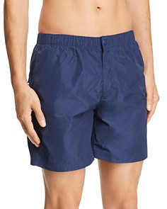 SUNDEK - Zip-Fly Swim Shorts