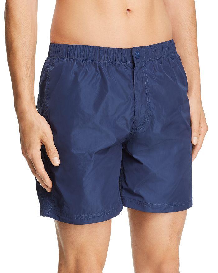 SUNDEK - Zip-Fly Swim Shorts