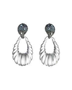 Alexis Bittar - Rope Teardrop Earrings