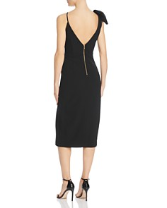 Rebecca Vallance - Love Bow Detail Sheath Dress