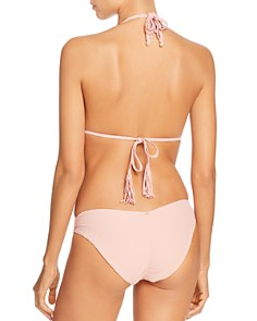 PilyQ - Riviera Island Triangle Bikini Top & Riviera Island Basic Bikini Bottom