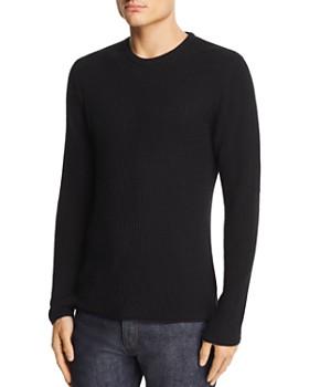 Billy Reid - Mini Waffle-Knit Sweater
