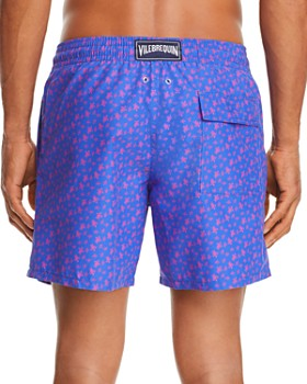 57737373ef ... Vilebrequin - Moorea Mini Turtle-Print Swim Shorts