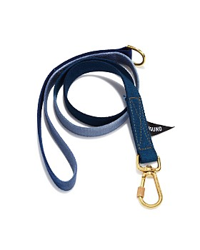 Found My Animal - Blue Ombré Cotton Dog Leash, Large