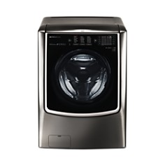 LG SIGNATURE - SIGNATURE Large Smart Wi-Fi-Enabled Front Load Washer #WM9500HKA