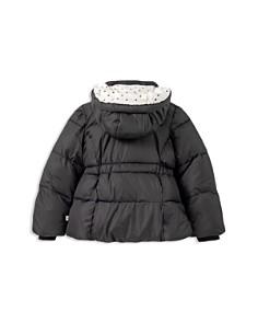 kate spade new york - Girls' Bow Puffer Coat - Little Kid