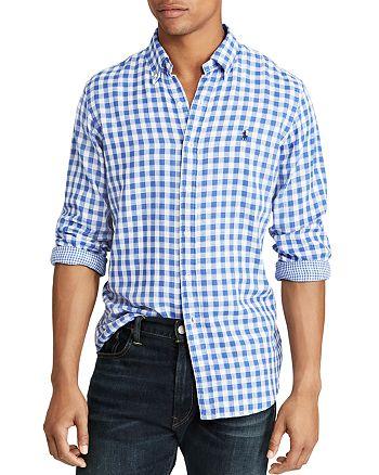 Polo Ralph Lauren - Gingham Classic Fit Button-Down Shirt