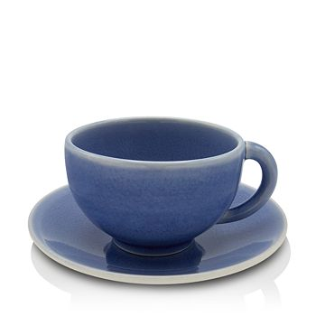 Jars - Tourron Natural Cup & Saucer