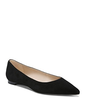 Sam Edelman - Women's Sally Pointed Toe Suede Flats
