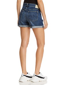 AG - Hailey Denim Shorts in 18 Years Indigo City