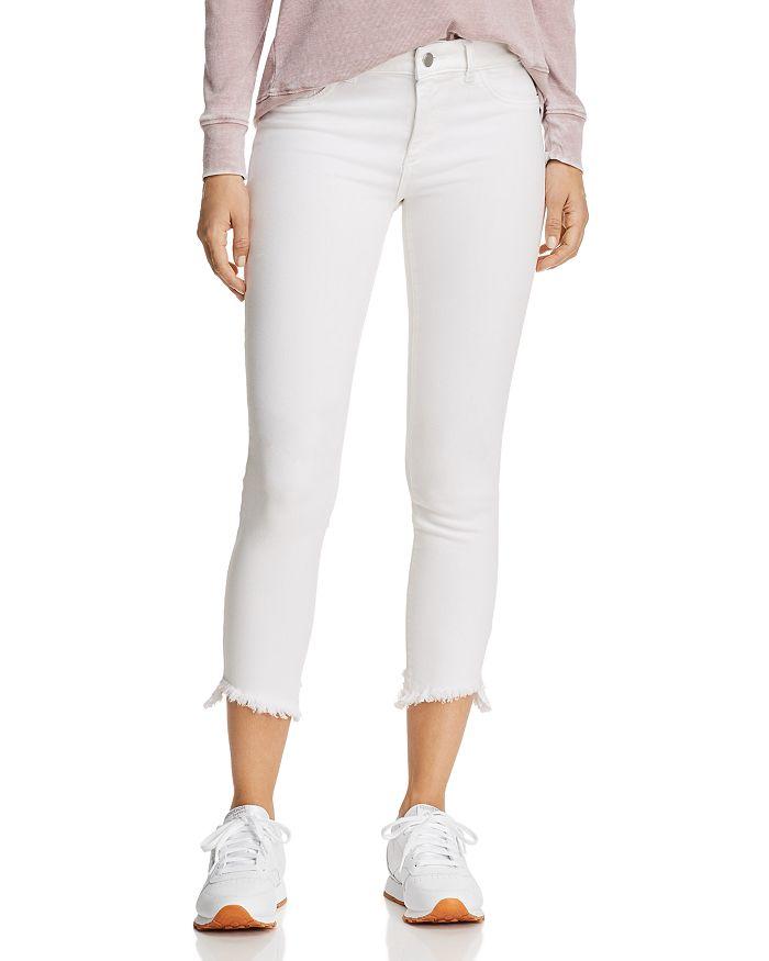 DL1961 - Instasculpt Florence Crop Skinny Jeans in Santa Fe
