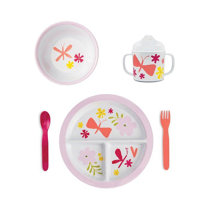 kate spade new york - Baby Girl Melamine Dining Set
