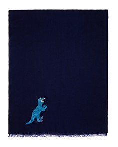 Paul Smith - Embroidered Dino Scarf