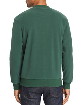 Fred Perry - Embroidered Fleece Sweatshirt