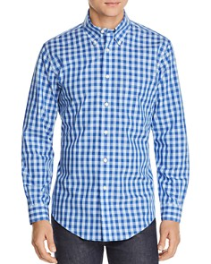Brooks Brothers - Regent Gingham Classic Fit Button-Down Shirt