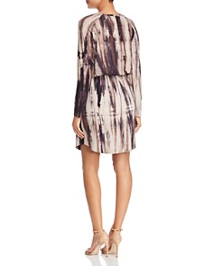 Robert Michaels - Tie Dye Cinched Waist Dress