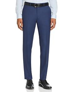 HUGO - Hets Tonal Glen Plaid Slim Fit Suit Pants