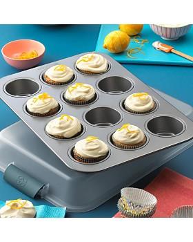 Calphalon - Calphalon Nonstick Covered Cupcake Pan