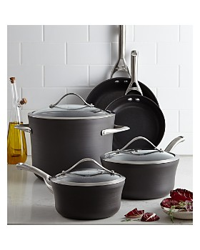 Calphalon - Contemporary Nonstick 8-Piece Cookware Set