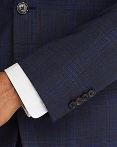 Paul Smith - Plaid Wool Slim Fit Suit