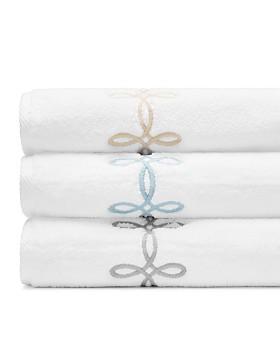 "Matouk - ""Gordian Knot"" Towels"