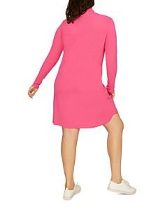 Sanctuary Curve - Essentials Mock Neck Dress