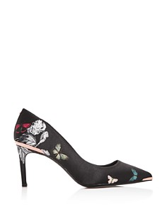 Ted Baker - Women's Wishtrip Floral Pointed-Toe Pumps
