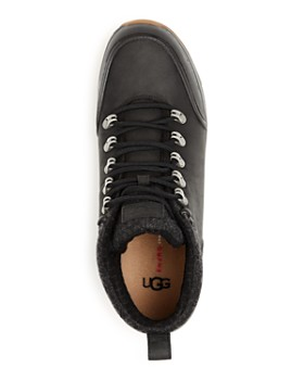 UGG® - Men's Olivert Waterproof Nubuck Leather Cold-Weather Hiking Boots