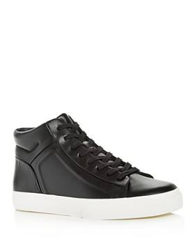 Vince - Men's Fynn Leather High-Top Sneakers