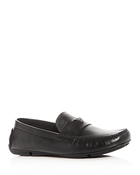 Armani - Men's Leather Loafers