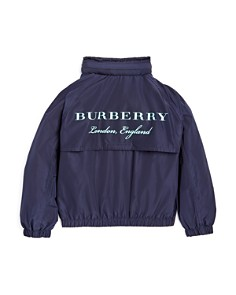 Burberry - Boys' Easton Windbreaker Jacket - Little Kid, Big Kid