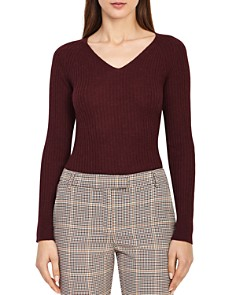 REISS - Elouise Ribbed Sweater