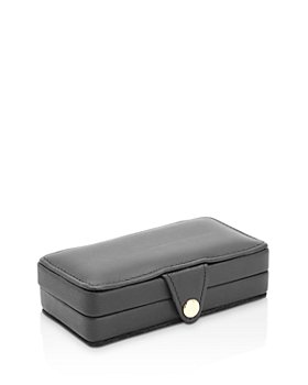 ROYCE New York - Luxury Leather Manicure Set Travel Case