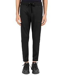 The Kooples - Technical Fleece Slim Fit Sweatpants