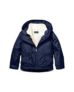 Ralph Lauren - Girls' 3-in-1 Jacket & Sweater Set - Little Kid