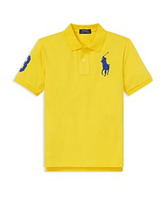 Ralph Lauren - Boys' Cotton Mesh Polo - Big Kid