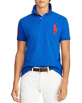 Polo Ralph Lauren - Mesh Custom Slim Fit Polo Shirt