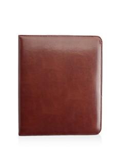 "ROYCE New York - Executive Leather 1"" Ring Binder & Document Organizer"