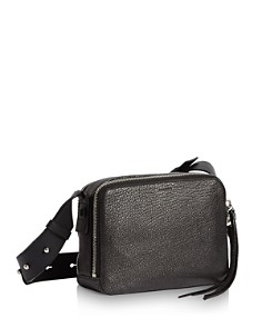 ALLSAINTS - Vincent Pebbled Leather Crossbody