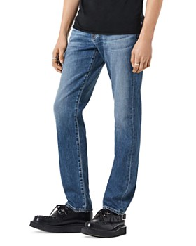 AG - Graduate Straight Slim Fit Jeans in Grasslands