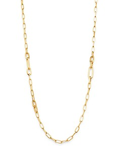 "Bloomingdale's - 14K Yellow Gold Chain Link Necklace, 32"" - 100% Exclusive"