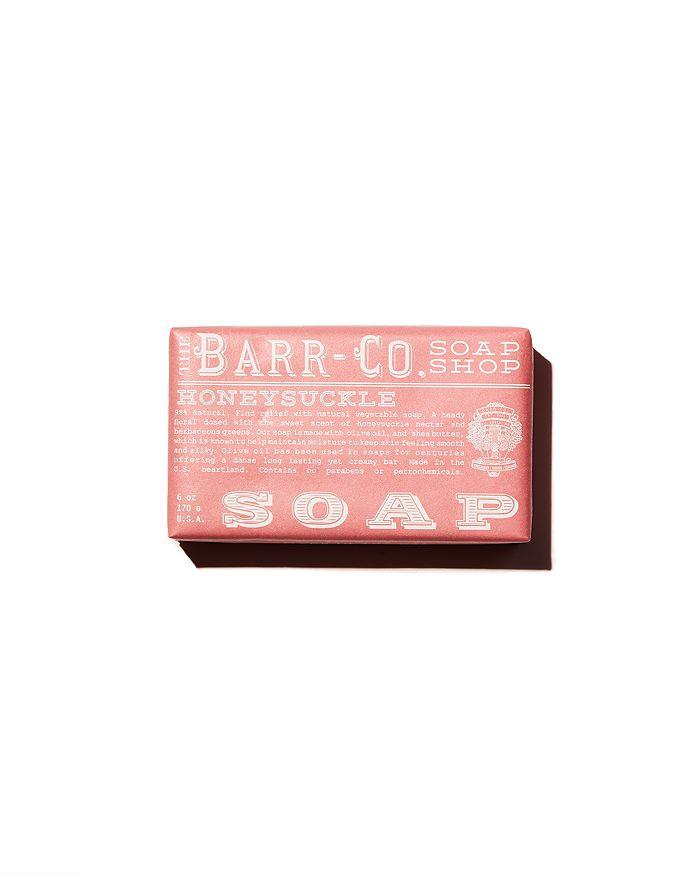 Barr-Co. - Honeysuckle Bar Soap