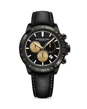 RAYMOND WEIL Tango 300 Marshall Amplification Limited-Edition Chronograph, 43Mm in Black